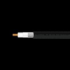 Кабель коаксиальный 5D-FB CU PVC (черный)