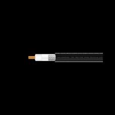 Кабель коаксиальный 5D-FB CU LSZH (черный, не поддерживающий горение)