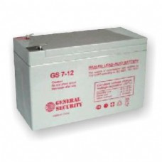 Аккумулятор резервный GS-7-12
